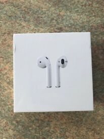 Apple AirPods , air pods wireless headphone brand new sealed