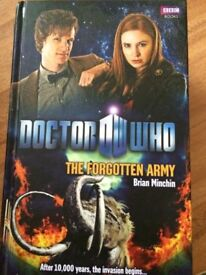 DOCTOR WHO - BOOK COLLECTION