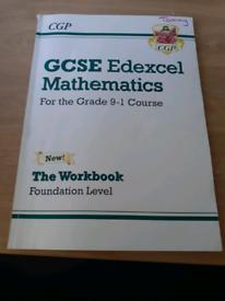 CGP GCSE Edexcel Mathematics The Workbook