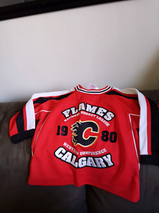 Toddlers Calgary Flames Jersey