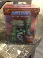 Masters of the universe 30th ann commemorative collection