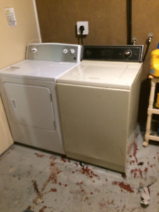 Washer and Dryers Moving so selling cheap