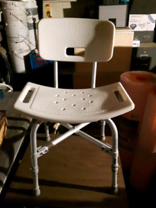Shower chair $40
