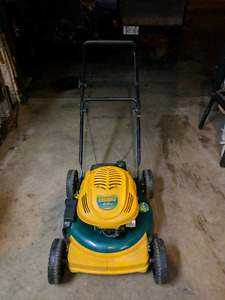 Yardman Gas Powered Lawn Mower