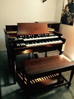 Orgue Hammond B3 organ