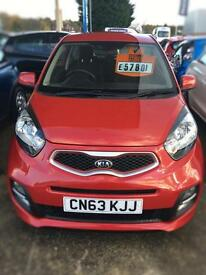 2013 KIA PICANTO CITY FREE ROAD TAX HATCHBACK PETROL