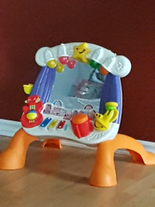 Baby play mirror
