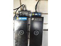 Hydroponic 8 way contactors