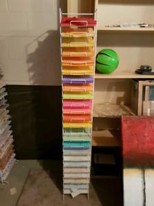 Paper Rack Scrapbooking , Kids Crafts