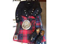 Kilt and Highland Dress