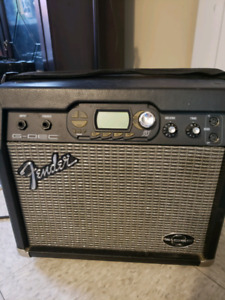 Amplificateur FENDER G-DEC + Fil