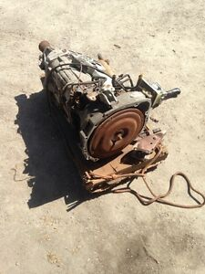 2002 Subaru Impreza automatic transmission