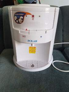 water cooler with kettle feature