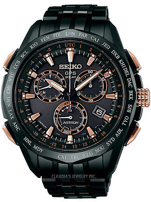 (SEIKO ASTRON LIMITED EDITION GPS SSE019)