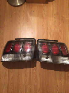 1999-2004 mustang tail lights