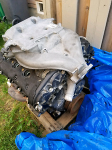 2008 CADILLAC cts PARTING OUT