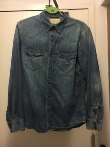 Polo Ralph Lauren Denim & Supply Chambray