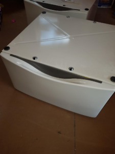 Pedestals for front load Washer and Dryer