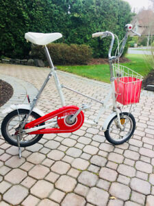 1970's Folding Bike by Bridgestone-Picnico