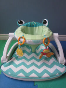 Fisher Price folding baby chair