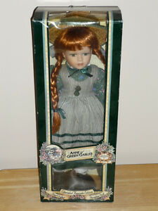 Anne of Green Gables Doll .. Like NEW .. In original box