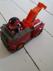 Marshall Paw Patrol toy in excellent condition