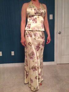 Magnifique robe de soirée à vendre!