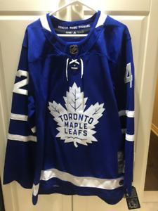 NEW Authentic Toronto Maple Leafs Jersey