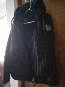 (Bearpaw) Northern Lifestyles winter jacket with detachable hood