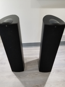 Kef iQ7 & Kef  iQ6c Floor-standing and center channel speakers