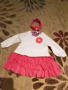New/Barely Worn Cute Toddler Dresses London Ontario image 6