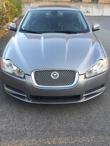 2009 JAGUAR XF PREMIUM LUXURY - GREY