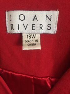 Veste rouge femmes (18W) Joan Rivers West Island Greater Montréal image 2