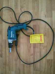 Makita 4000 drywall screwdriver new $85 OBO