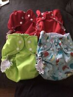 Brand New Applecheeks covers and EUC inserts and wetbag