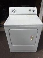 Whirlpool Dryer 7 cu ft