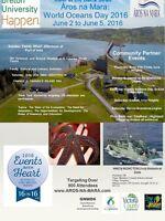 Aros na Mara - World Oceans Day Family Wharf Event