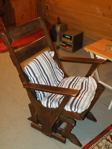 RUSTIC CHAIRS 10 PLUS AVAILABLE Peterborough Peterborough Area image 4