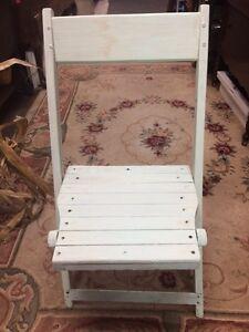 Folding Chair Sarnia Sarnia Area image 1