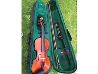 The Stentor student ST violin