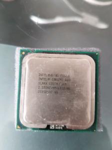 Intel LGA 775 CPUs / Wireless WiFi Network Cards NICS