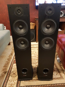 Polk R50's Tower Speakers