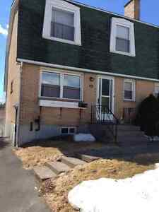 Duplex for rent Available July 1st