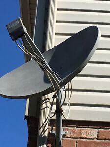 Used Satelite Dish