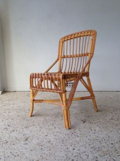 Vintage Child's Cane / wicker chair  Duncraig Joondalup Area Preview