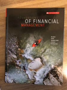 Foundations of financial management buy or sell books in toronto foundations of financial management textbook 10th fandeluxe Image collections