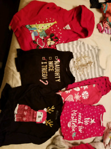 3T holiday clothes