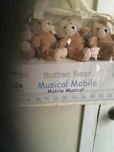 Button Bear Musical Mobile