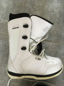 RIDE snowboard boots size 6.5