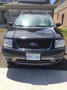2006 Ford FreeStyle SEL 150,000km